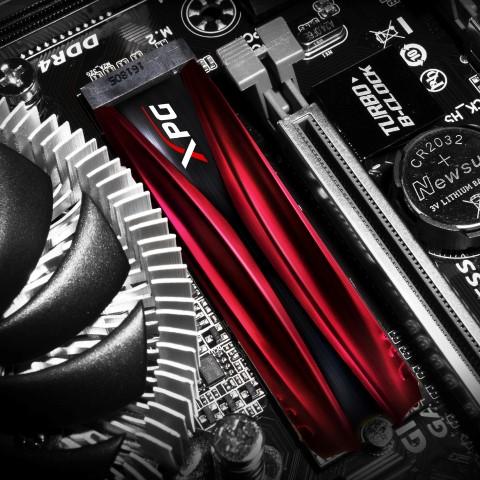 Az ADATA lerántotta a leplet az XPG GAMMIX S11 PCIe Gen3x4 NVMe 1.3 SSD-t