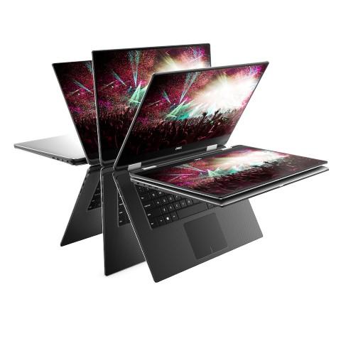 A Dell bemutatta legújabb laptopjait, All-In-One modelljeit és monitorait - Dell XPS 15 2in1
