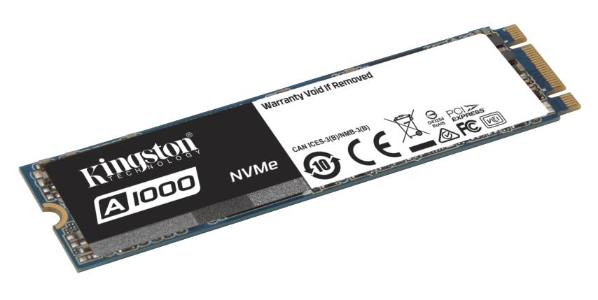 Hússzoros merevlemez sebességet kínál a Kingston első 3D NAND technológiát használó, belépő szintű SSD-je