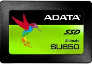 ADATA SU650 Ultimate 240GB SSD teszt
