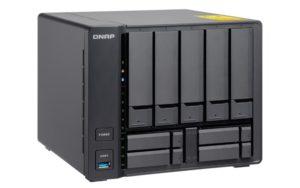 A QNAP bemutatja a költséghatékony 9 lemezes TS-932X NAS adattárolót dupla 10GbE SFP+ porttal és auto-tiering funkcióval
