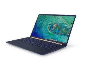 Az Acer bejelentette a 15 hüvelykes Swift 5 notebook-ot, amely kevesebb mint 1 kg súlyú