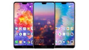 Hódít a magyar felhasználók között a Huawei P20 széria