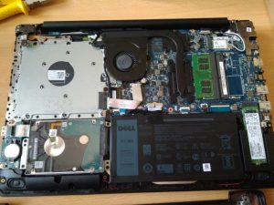 Dell Inspiron 15 5570 notebook
