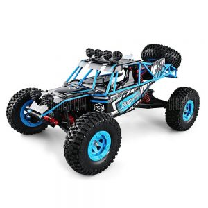 JJRC Q39 HIGHLANDER 1:12 4WD RC Desert Truck - RTR - BLUE