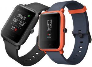 Xiaomi Amazfit Bip GPS-es fitness okosóra