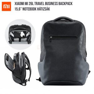 Mi Selfie Stick Tripod Bluetooth selfie bot és Xiaomi Mi 26L Travel Business Backpack notebook hátizsák