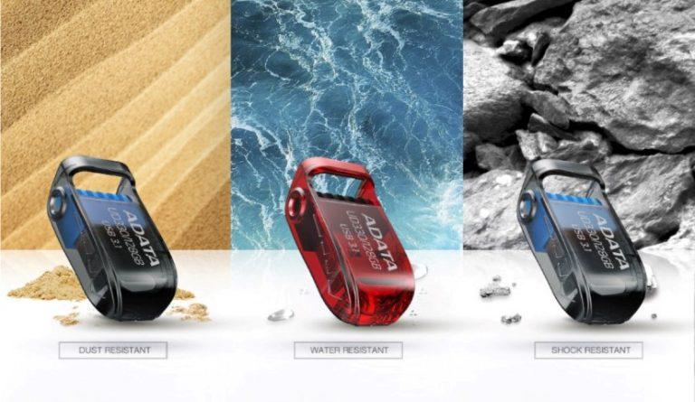 Az ADATA bemutatja az UD230 és UD330 USB flash meghajtókat