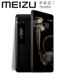 Meizu Pro 7 bemutató