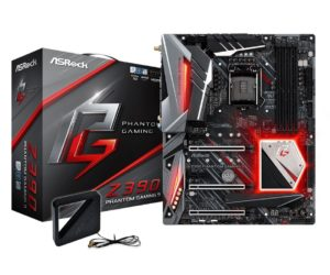 Asrock Z390 Phantom Gaming X alaplap
