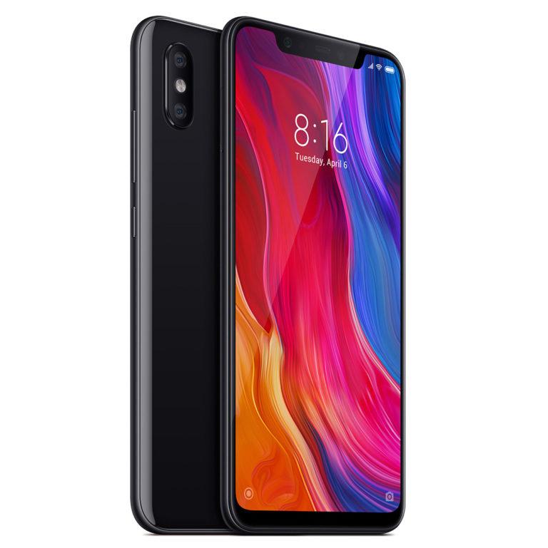 Xiaomi MI 8 teszt és bemutató