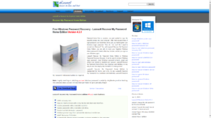 Windows 10 elfelejtett jelszó reset - Free Windows Password Recovery