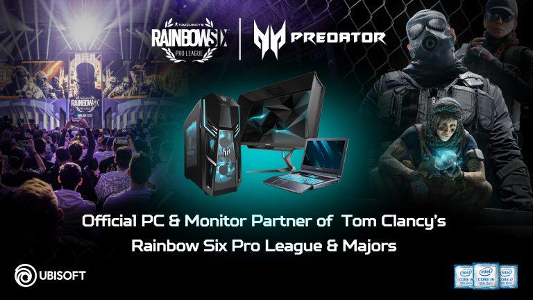 Predator-Ubisoft együttműködés