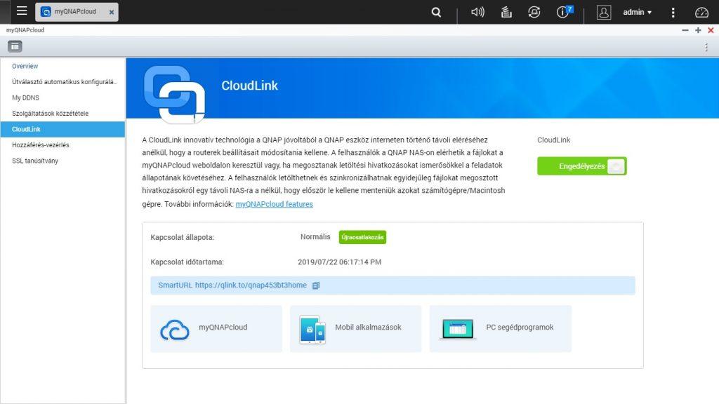 QNAP Cloudlink, Browser Station