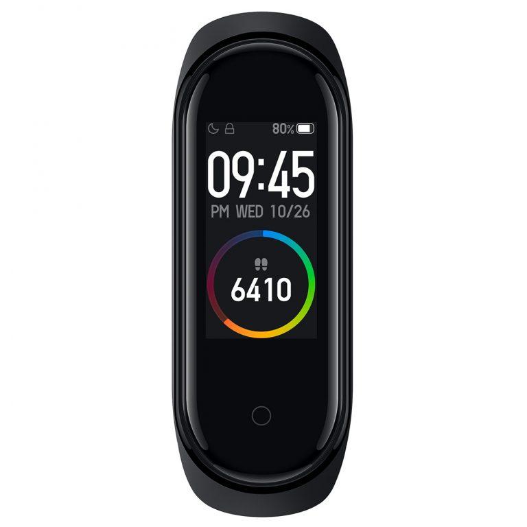 Xiaomi Mi Smart Band 4 aktivitásmérő teszt
