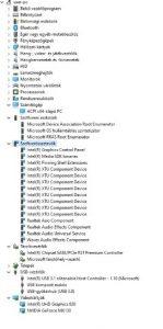 Dell Inspiron 5584 eszközkezelő