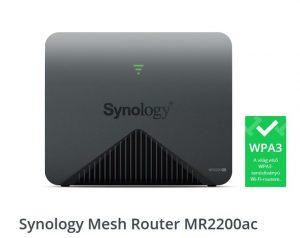 Synology Mesh Router MR2200ac teszt és bemutató