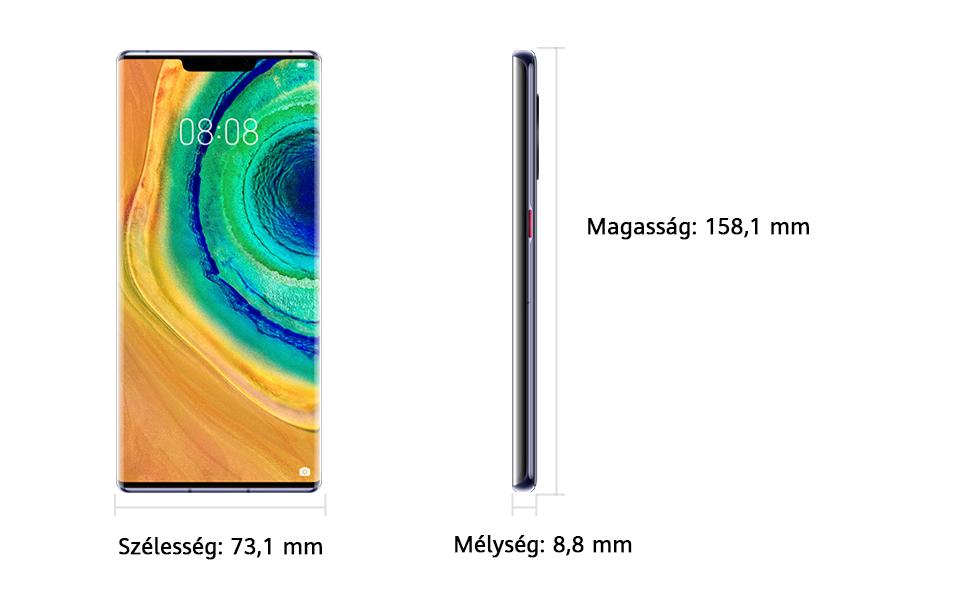 Huawei Mate 30 Pro teszt   A félkarú óriás!